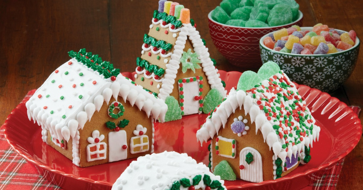 walmart gingerbread house kits from just 327 fun for the family