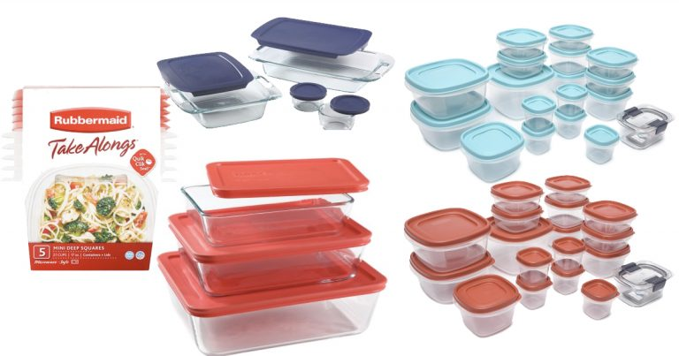 Walmart Black Friday Pyrex and Rubbermaid Sale  sc 1 st  MyLitter & Walmart Black Friday: Pyrex and Rubbermaid Sale - MyLitter - One ...