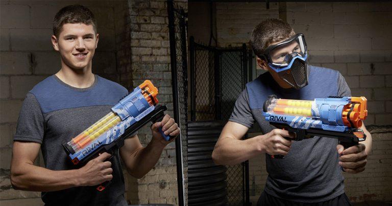 Amazon: Nerf Rival Artemis XVII-3000 Blue $27.92 (Regular Price $45)