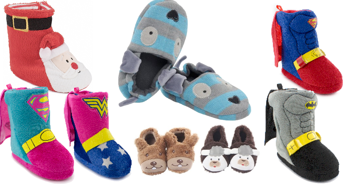 Walmart Black Friday Kid S Character Slippers And Socks