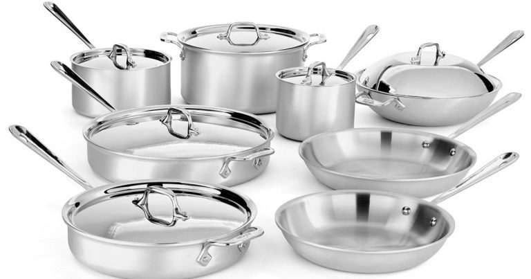 Amazon: Up to 60% Off on All-Clad Cookware Sets - MyLitter