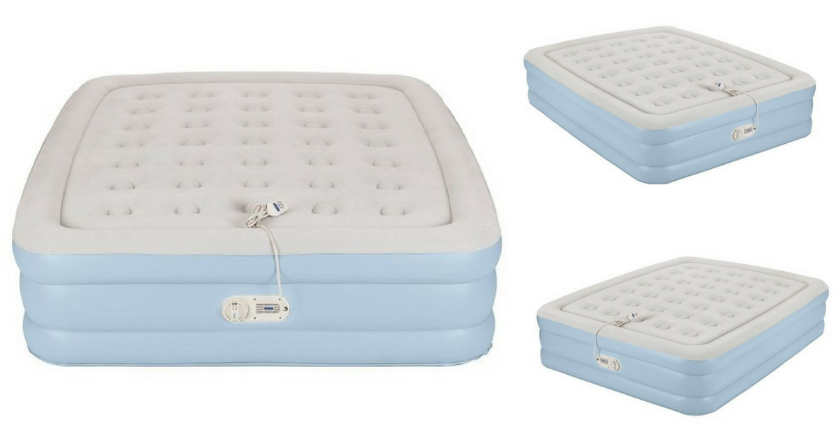 Target Early Black Friday One Touch Queen Air Mattress