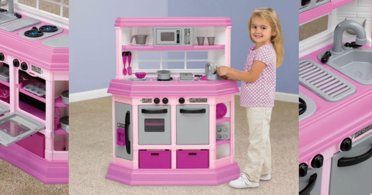 Walmart black friday deal kitchen set w 22 accessories for Kitchen set deals