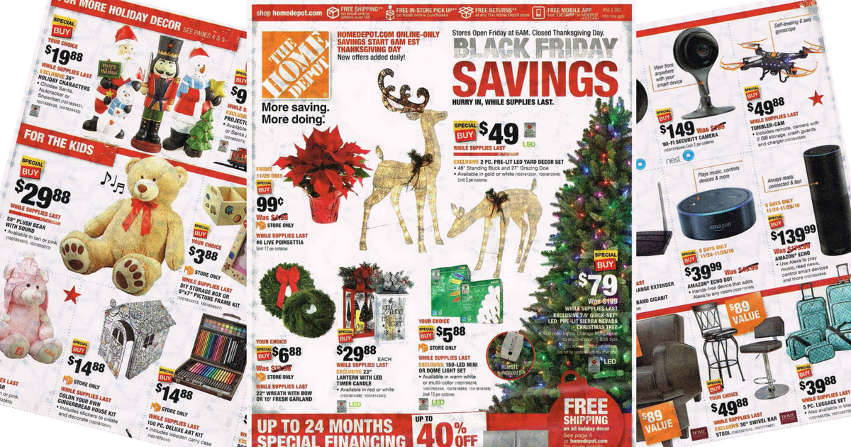 home depot black friday ad scan 2017 mylitter one deal at a time. Black Bedroom Furniture Sets. Home Design Ideas