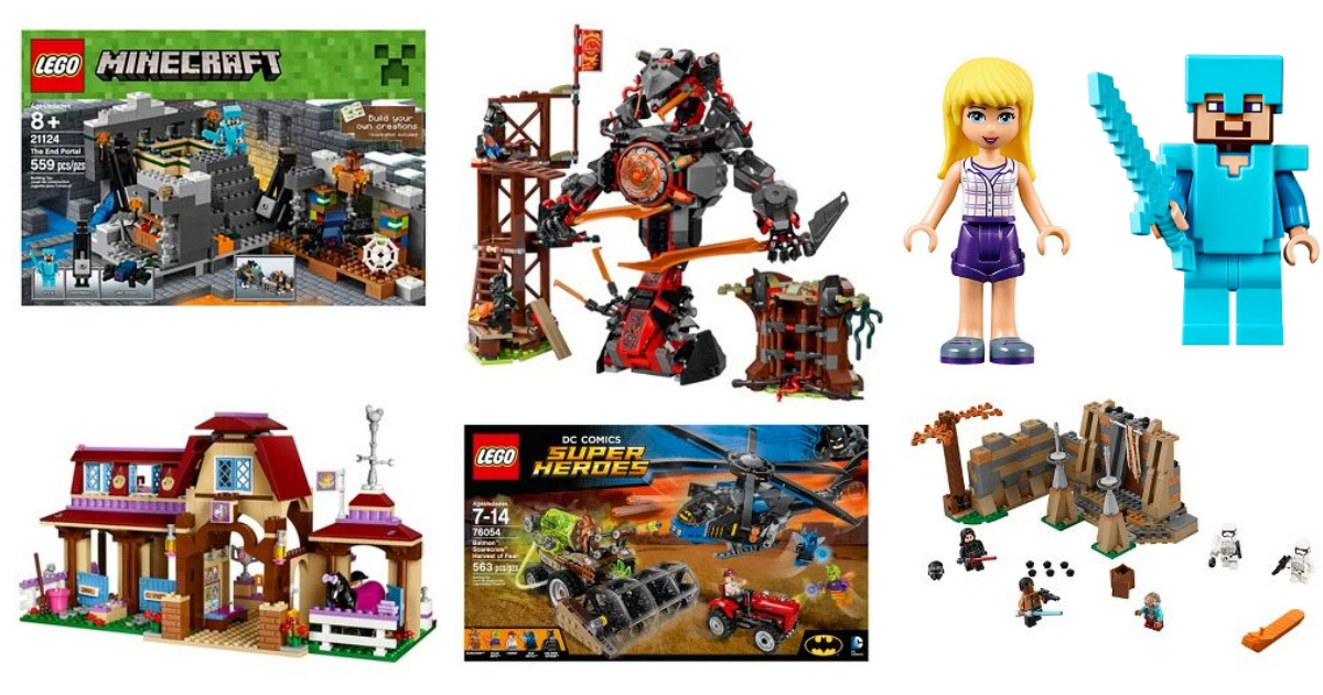 Best Online Price: LEGO Building Sets (TODAY ONLY) - MyLitter - One ...