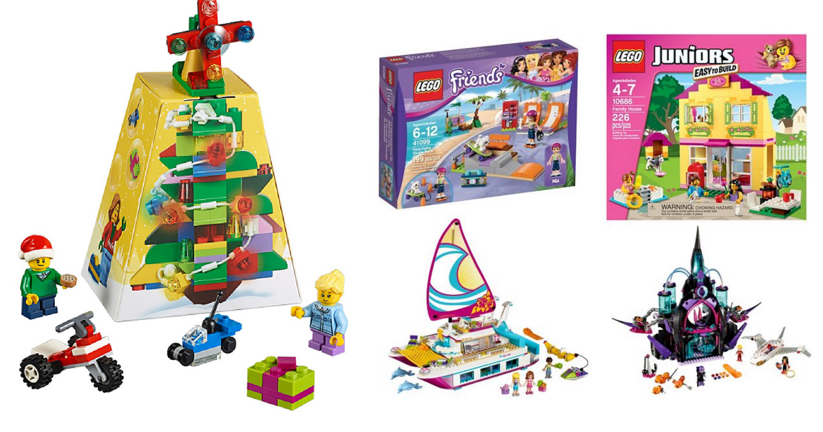 FREE LEGO Creator Christmas Set with $35 LEGO Purchase - MyLitter ...