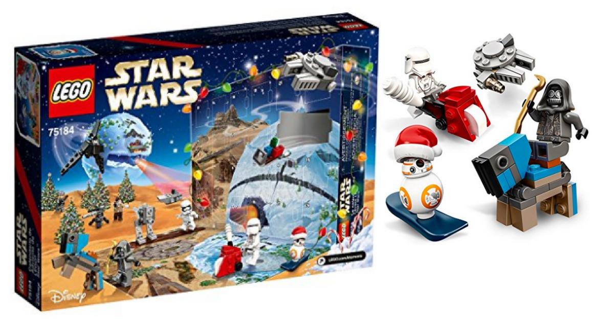 Lego Star Wars Advent Calendar Only 31 99 Mylitter