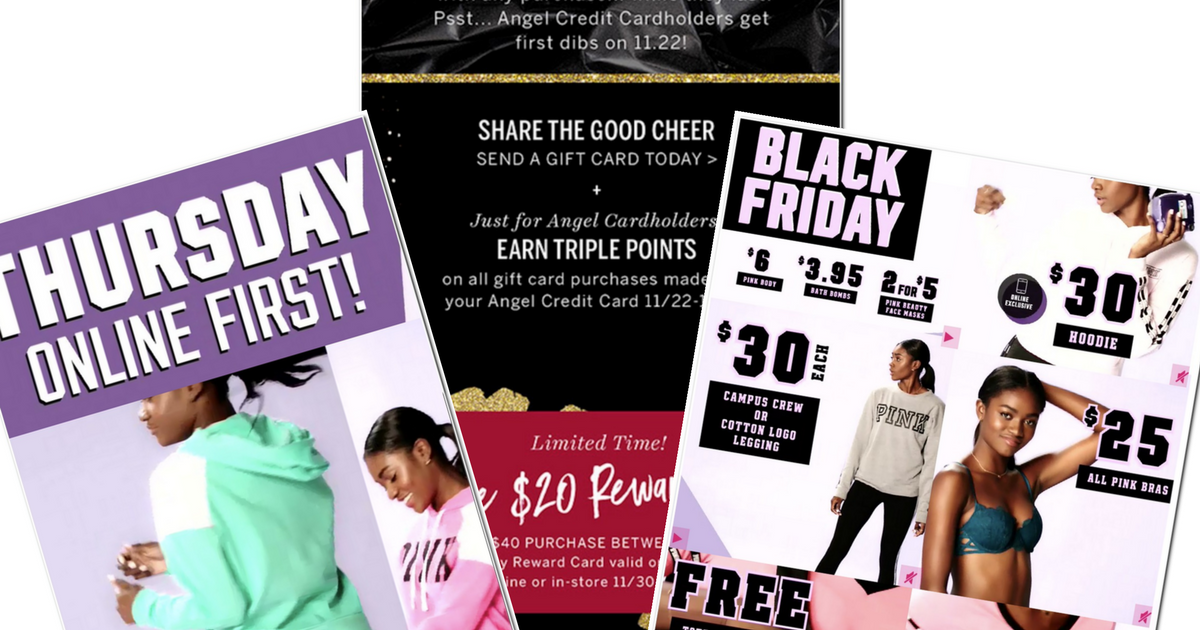 b5270ce2b3 Victoria Secret Black Friday Ad Scan 2017 - MyLitter - One Deal At A ...