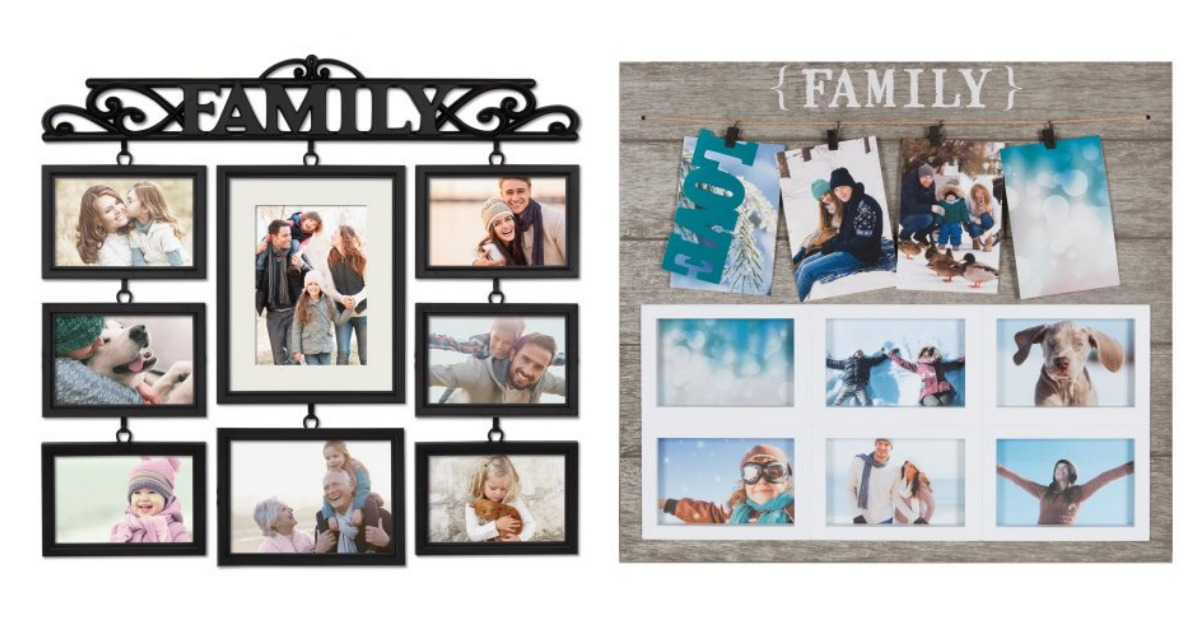 Walmart Black Friday: Family Photo Frames