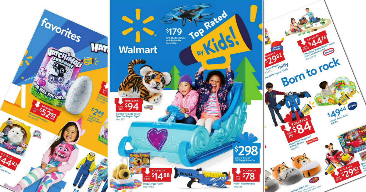 Walmart Toys For Toddlers For Ages 2 To 3 : Walmart toy book mylitter one deal at a time