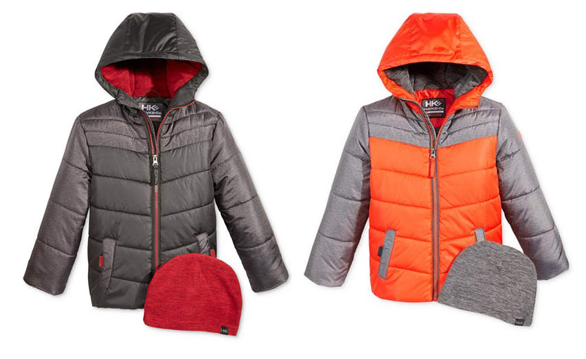 Macy's Black Friday Now: Hawke & Co Winter Coats for Boys