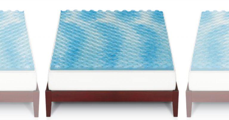 cyber monday mattress topper Kohls Cyber Monday | The Big One Gel Memory Foam Mattress Topper  cyber monday mattress topper