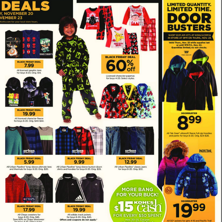 1e51c525f Here's another *HOT* Kohl's Black Friday online deal! Check out all the  rest of the Kohl's Black Friday online sales here! Make sure to use code  TAKE15 for ...