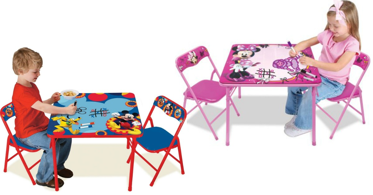 Walmart Disney Character Erasable Kidsu0027 Activity Table Sets $16.99! (Mickey Frozen Cars Minnie)  sc 1 st  MyLitter & Walmart: Disney Character Erasable Kidsu0027 Activity Table Sets $16.99!