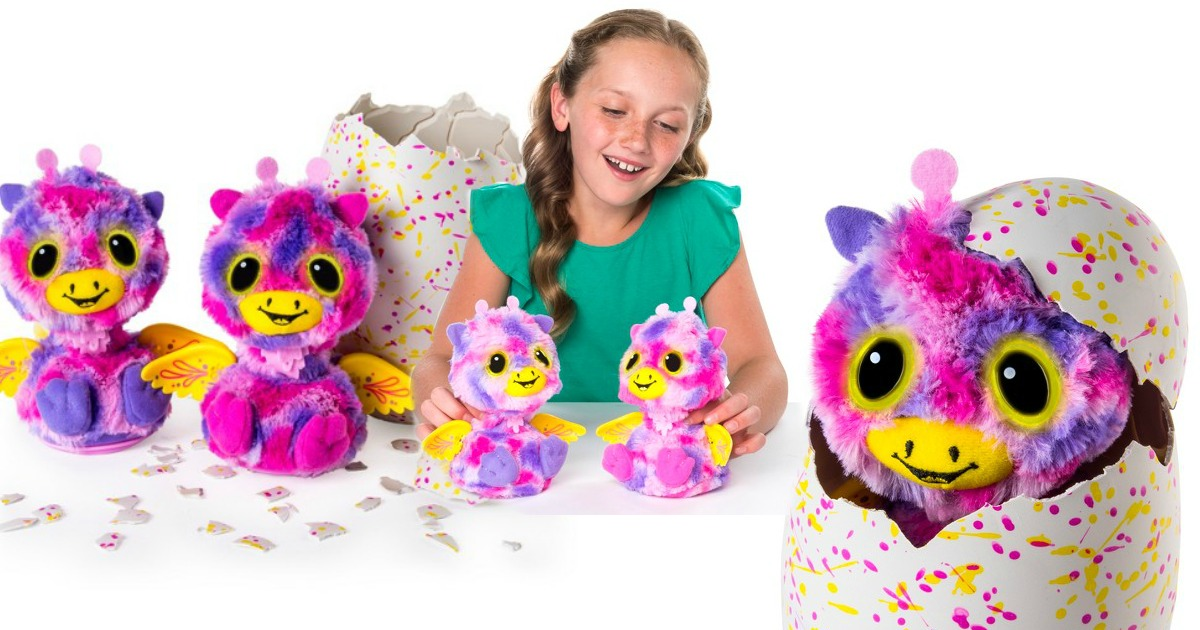 dba133513da0 Target  Hatchimals Surprise Egg 1 for  42.99 or  40.49 Each WYB 2