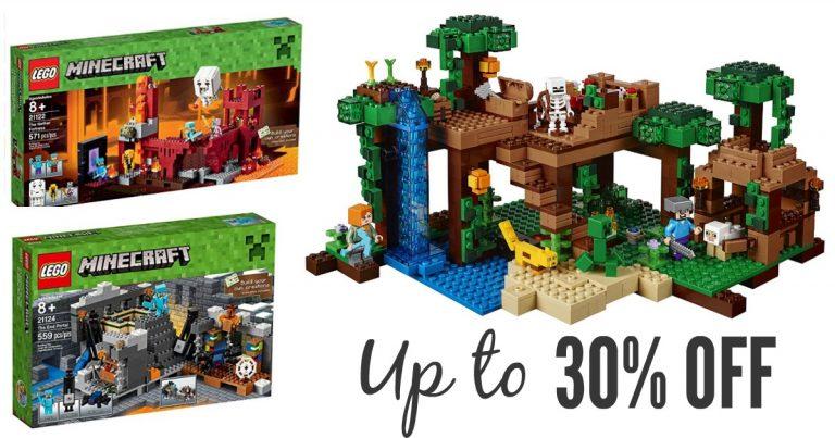Amazon Minecraft LEGO Sets - BIG Price Drops! - MyLitter - One ...