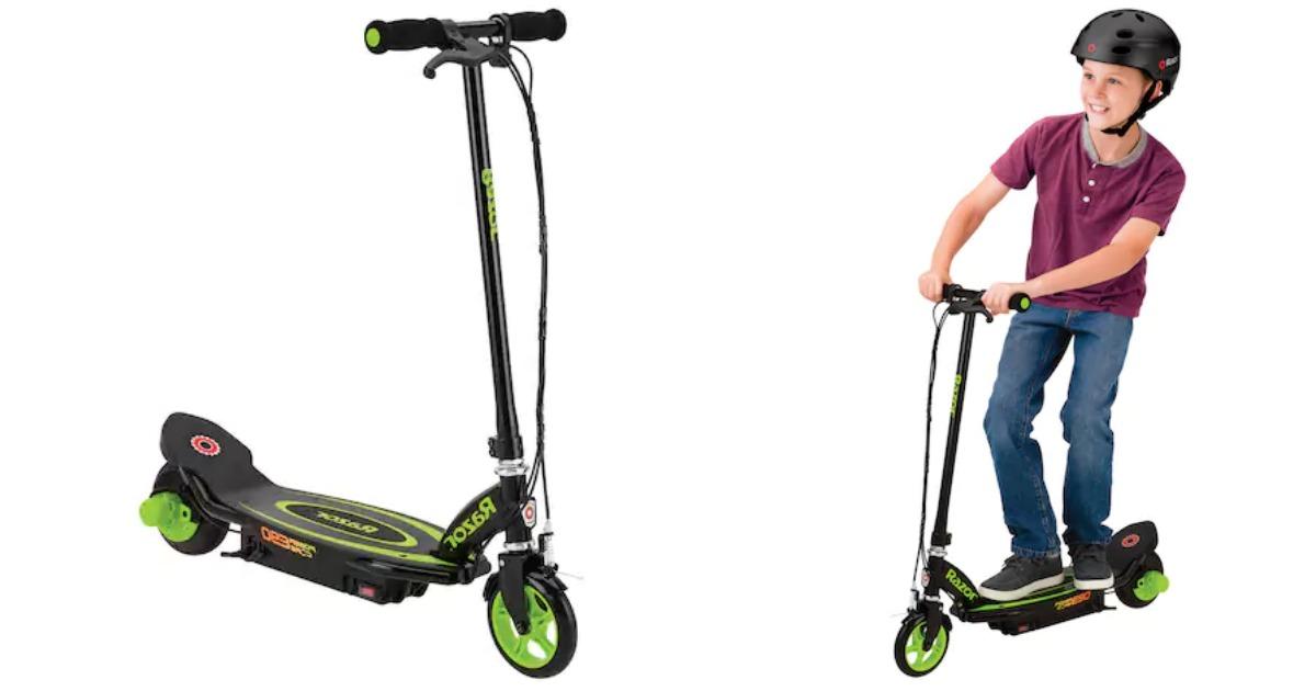 Kohls black friday online razor power core e90 electric for Motorized scooter black friday