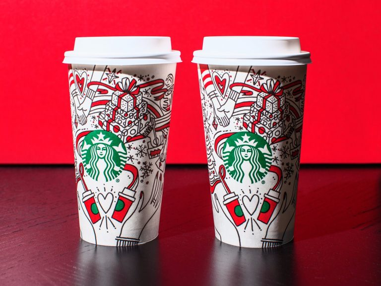 Starbucks: Buy One Drink Get One Free