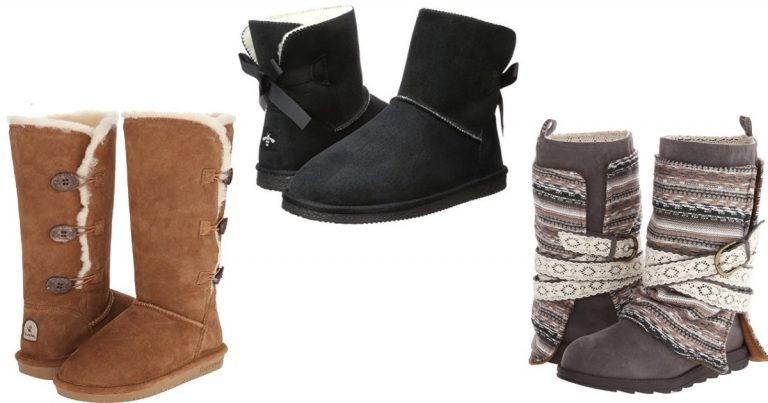 Readers over in the Emma Lou's LuLaRoe facebook group have had a long discussion going on about the best UGG alternatives based on their experience.
