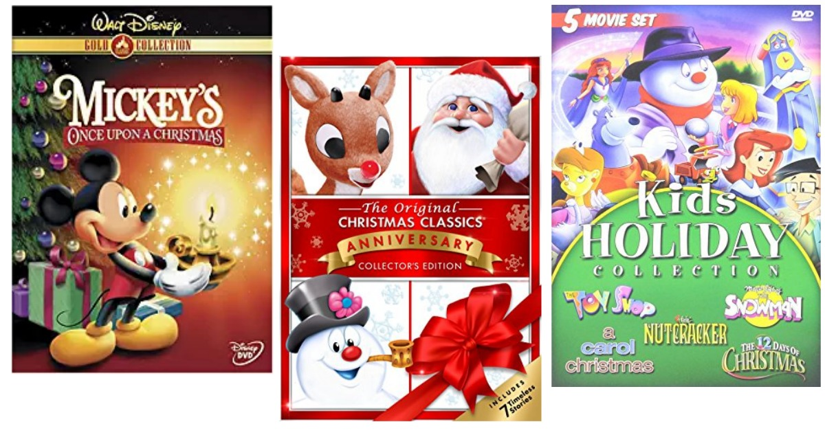 amazon christmas classic kids movies as low as 788 - Amazon Christmas Movies