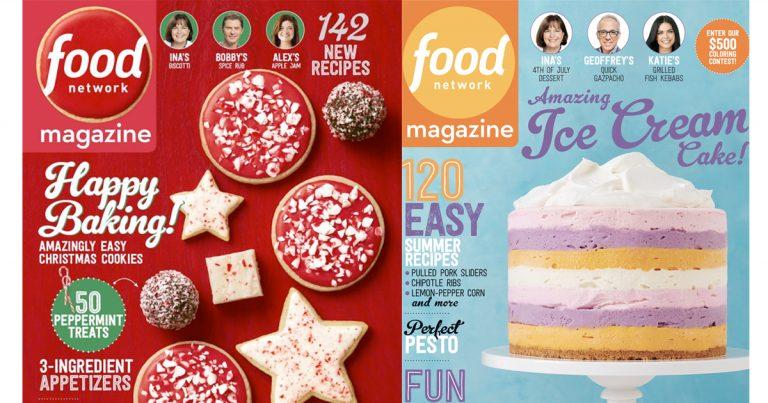 Amazon food network magazine print magazine 5 regular price 45 amazon food network magazine print magazine 5 regular price 45 forumfinder Choice Image