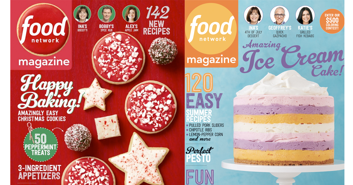 Amazon food network magazine print magazine 5 regular price 45 amazon food network magazine print magazine 5 regular price 45 mylitter one deal at a time forumfinder Image collections