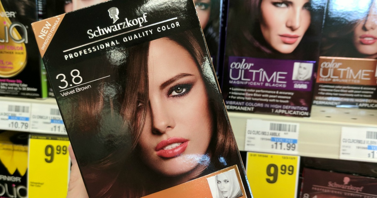 Free Schwarzkopf Hair Color At Cvs Mylitter One Deal At A Time