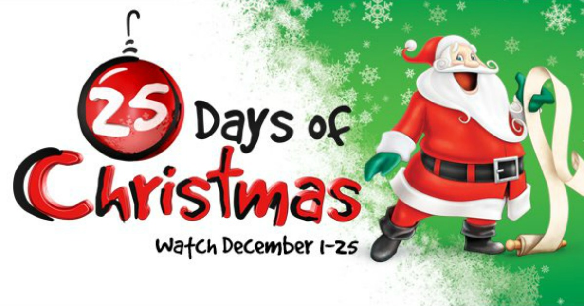 every year many families sit around and watch every movieshow that appears on the freeform 25 days of christmas event what if you could watch them year
