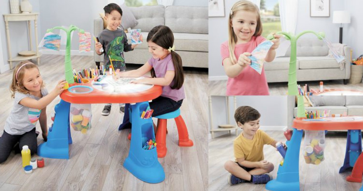 Walmart Little Tikes Tracing Art Desk $2999 (reg $6999. Target 6 Drawer Dresser. L Shaped Computer Desks For Small Spaces. Ikea Desks White. Shaker Table. Traditional Drawer Pulls. Retro Kitchen Table And Chairs. Ikea Table And Chairs. Uscg Help Desk