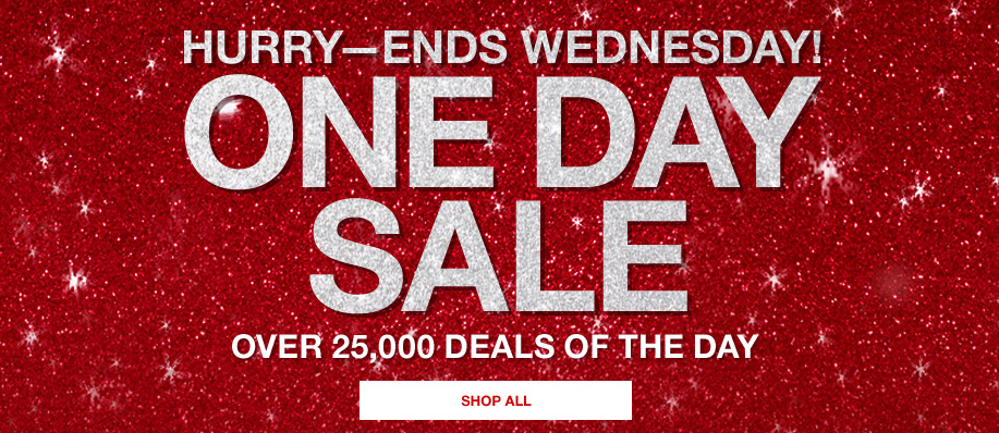 Macy's One Day Sale Happening Now  FREE Shipping on $25 - MyLitter - One Deal At A Time