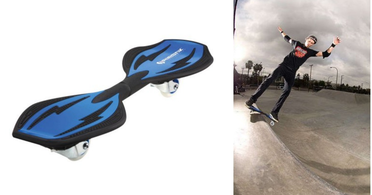 Walmart Razor Ripstik Ripster Carving Casterboard Only 3499 Reg