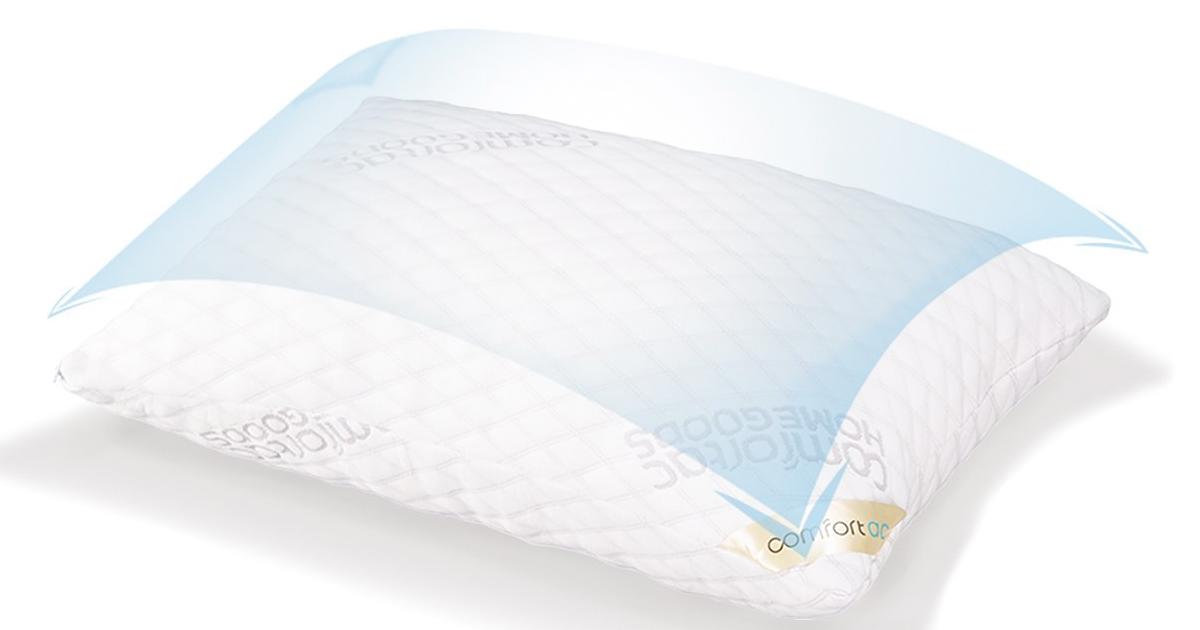 Amazon Shredded Memory Foam Pillow By Comfortac 33 18