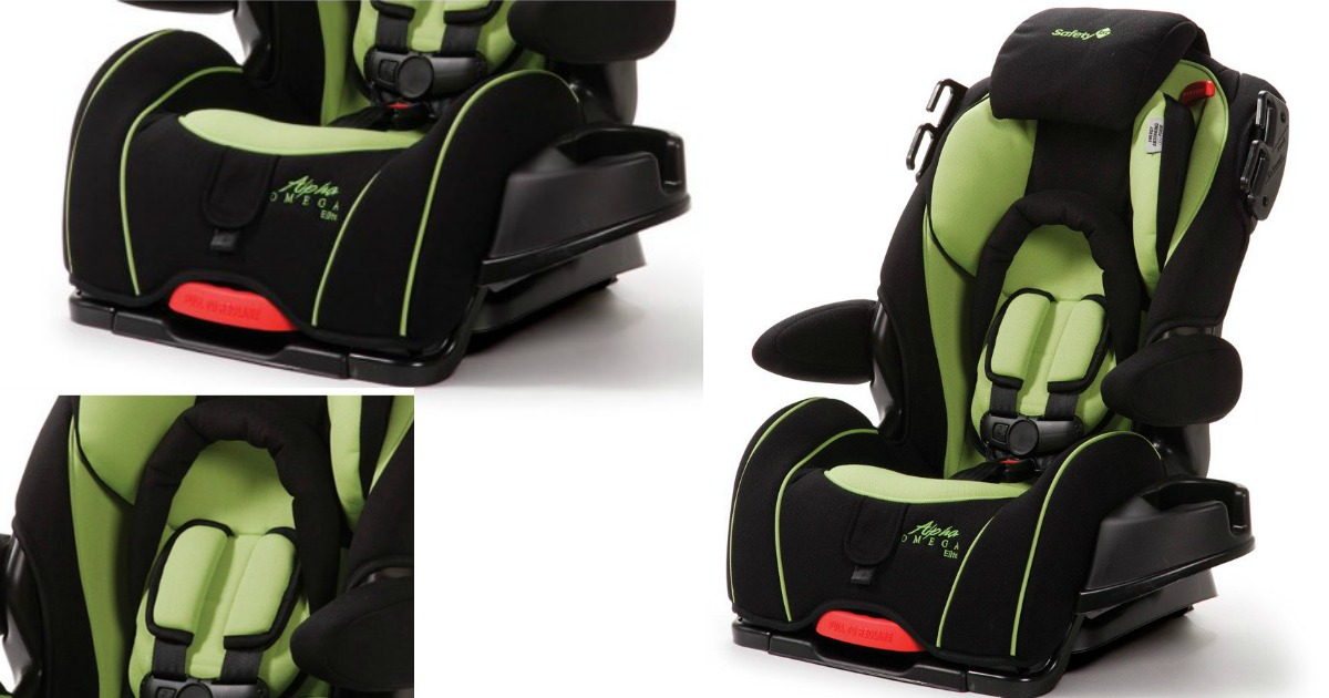 Need A Car Seat That Will Last Years As Your Child Grows Walmart Has This Safety 1st Alpha Omega Elite Convertible 3 In 1 Marked Down From 16699