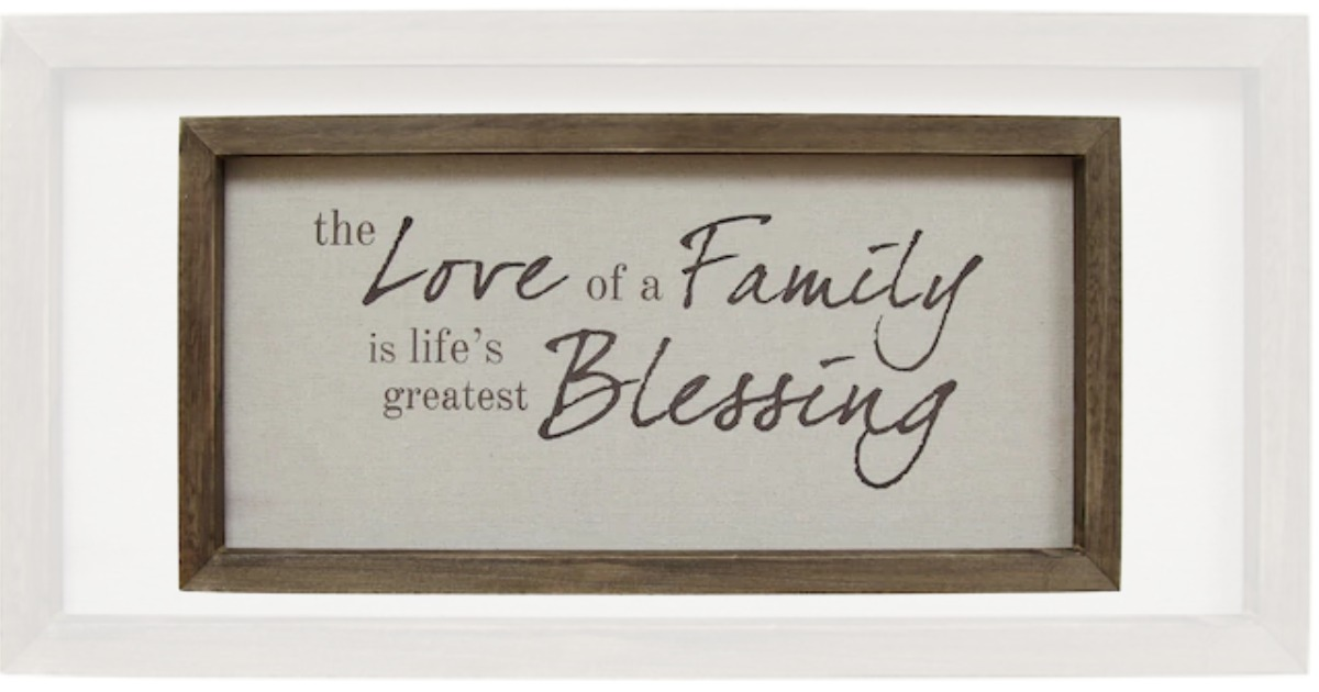 Kohls Online Stratton Home Decor Love Of A Family