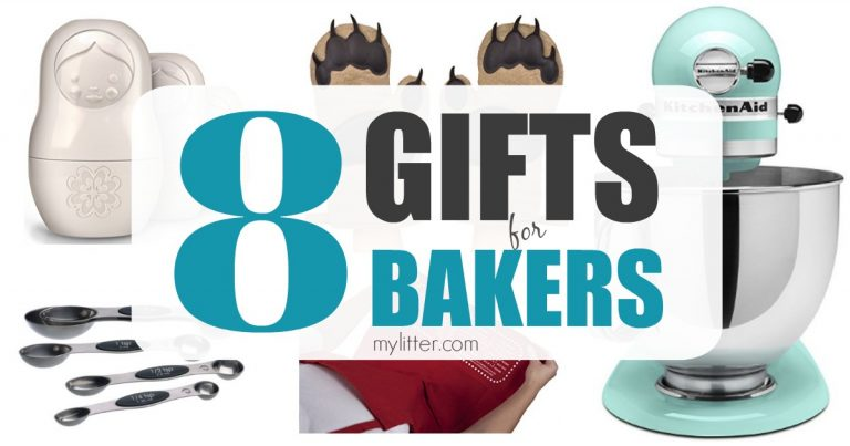 All 8 of these brilliant gifts for bakers are either useful or fun additions to any kitchen!