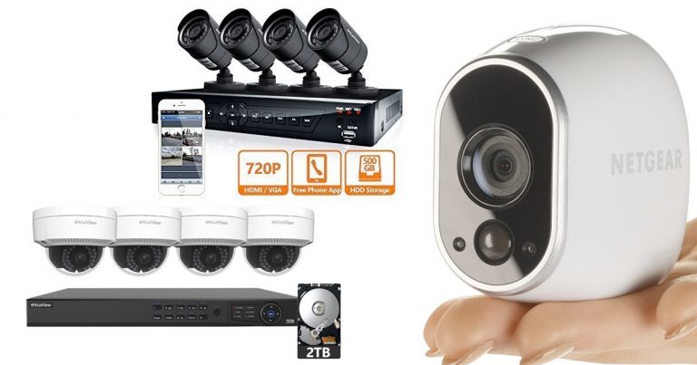 Amazon Big Savings On Security Cameras Mylitter One