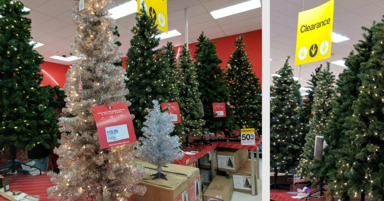 Christmas Tree Clearance.Target Christmas Tree Clearance Mylitter One Deal At A Time