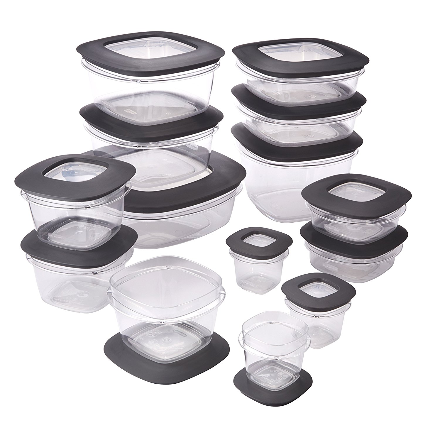 Best Price Ever 28 Pc Set Rubbermaid Premier Food Storage Containers
