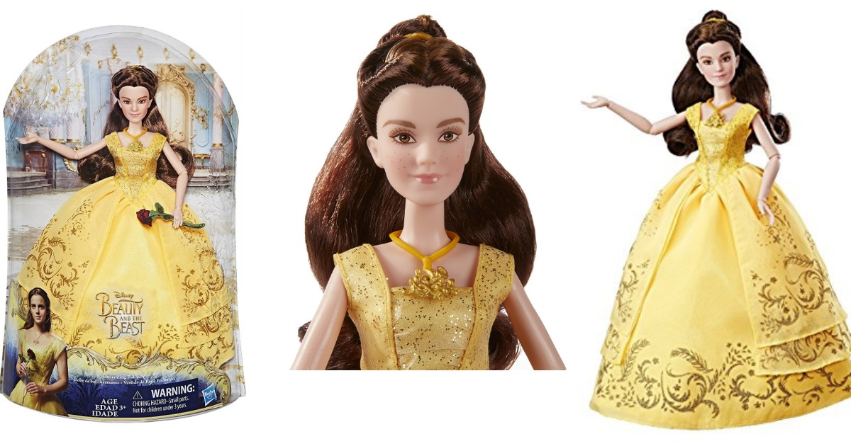 Amazon: Disney Beauty and the Beast Enchanting Ball Gown Belle only ...