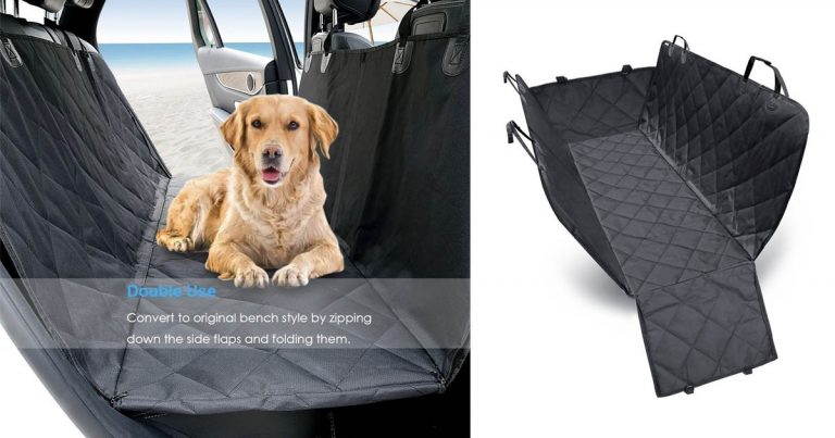 Amazon Dog Car Seat Cover 2999 Regular Price 85