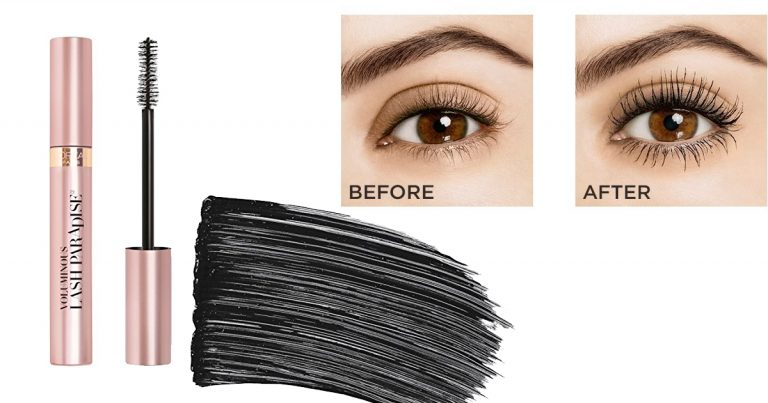 395fa2a72ae Amazon: L'Oréal Paris Voluminous Lash Paradise Washable Mascara, Blackest  Black $4.62 (Regular Price $8.97)
