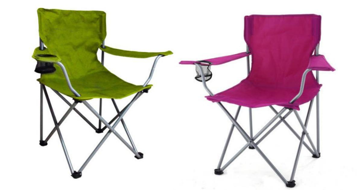 Walmart Hurry Ozark Trail Folding Chairs Only 5 37 Reg