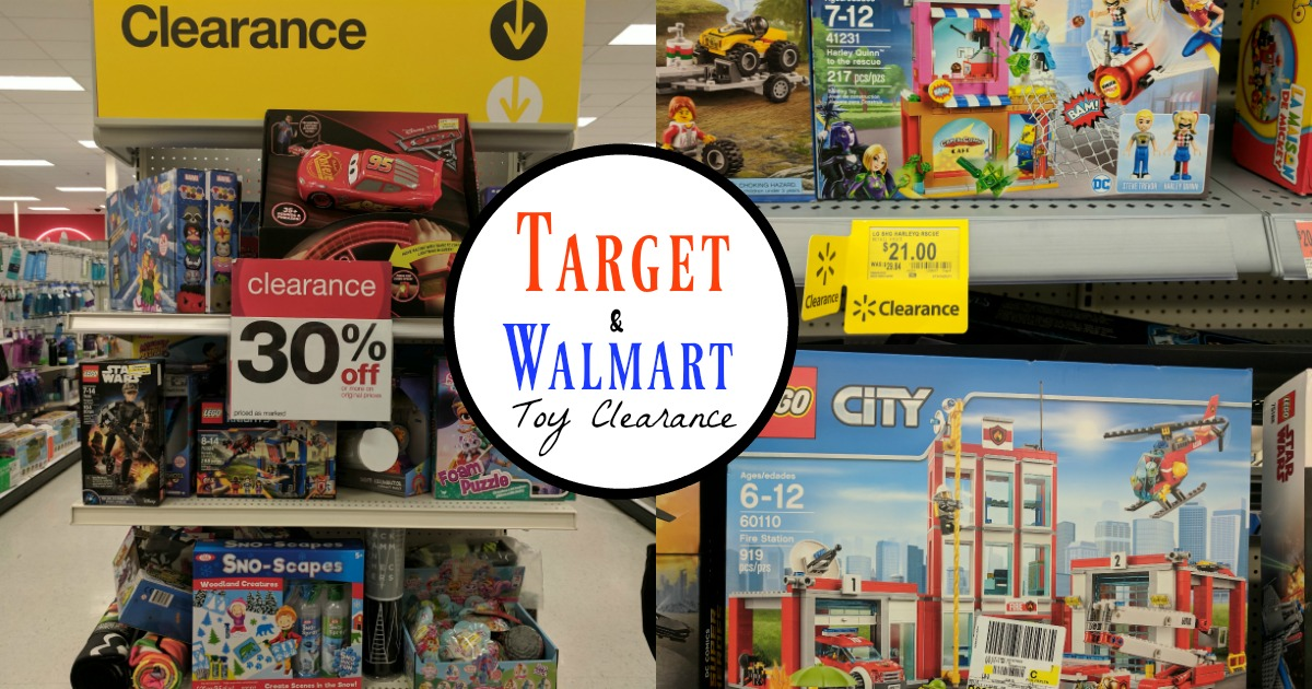 Walmart Toys Clearance : Target walmart toy clearance happening now mylitter