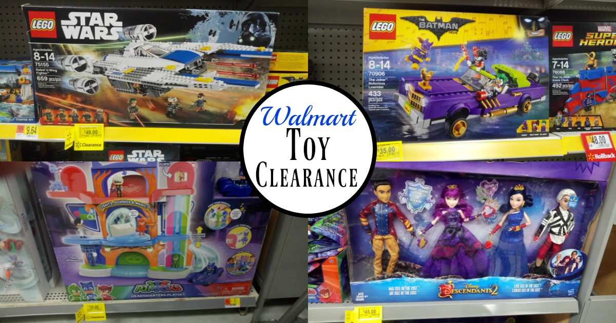 Walmart Toys Clearance : Walmart toy clearance mylitter one deal at a time