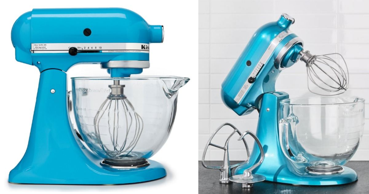 Kitchenaid 5 Quart Stand Mixer Clearance Just 119 At Dillards Reg 425 Mylitter One Deal A Time