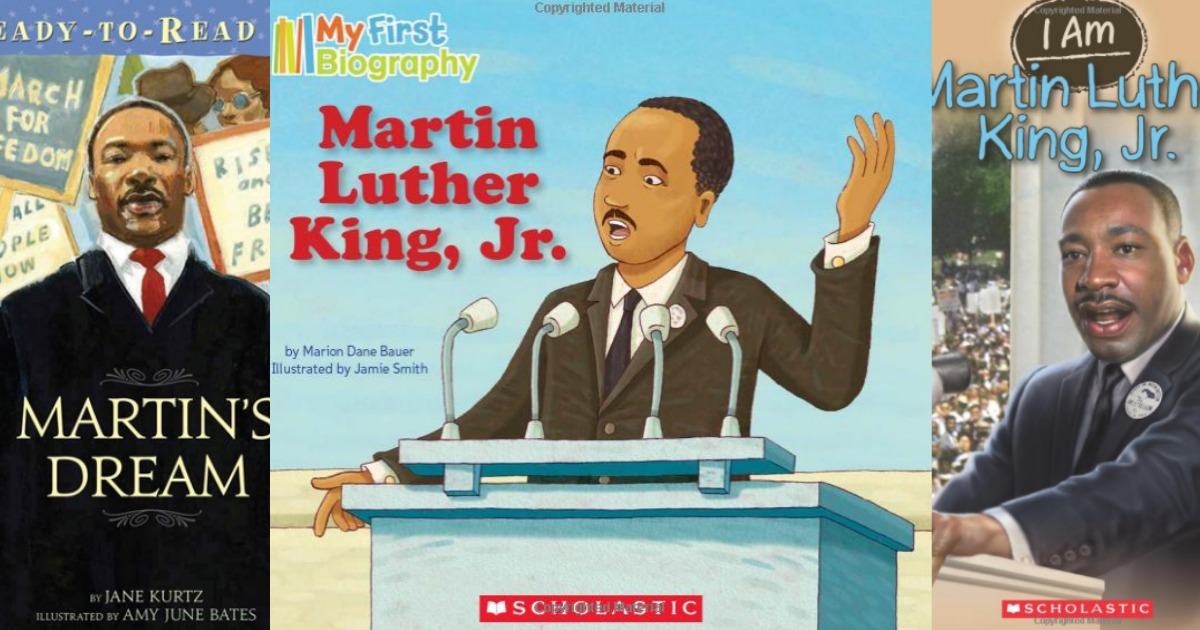 Amazon Martin Luther King Jr Children S Books From 2 28
