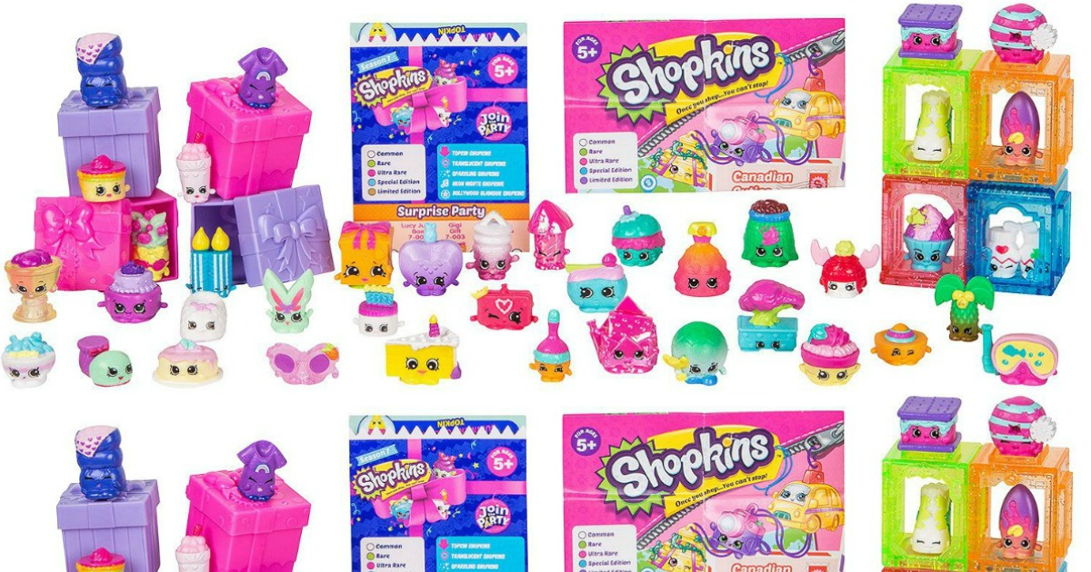 3ddd779a05 Sams Club has a great deal on this Shopkins Mega Pack Bundle 40 Count Only   9.71 Shipped for Members! (Reg  23.98) Not a Member  Just pay a 5%  surcharge and ...