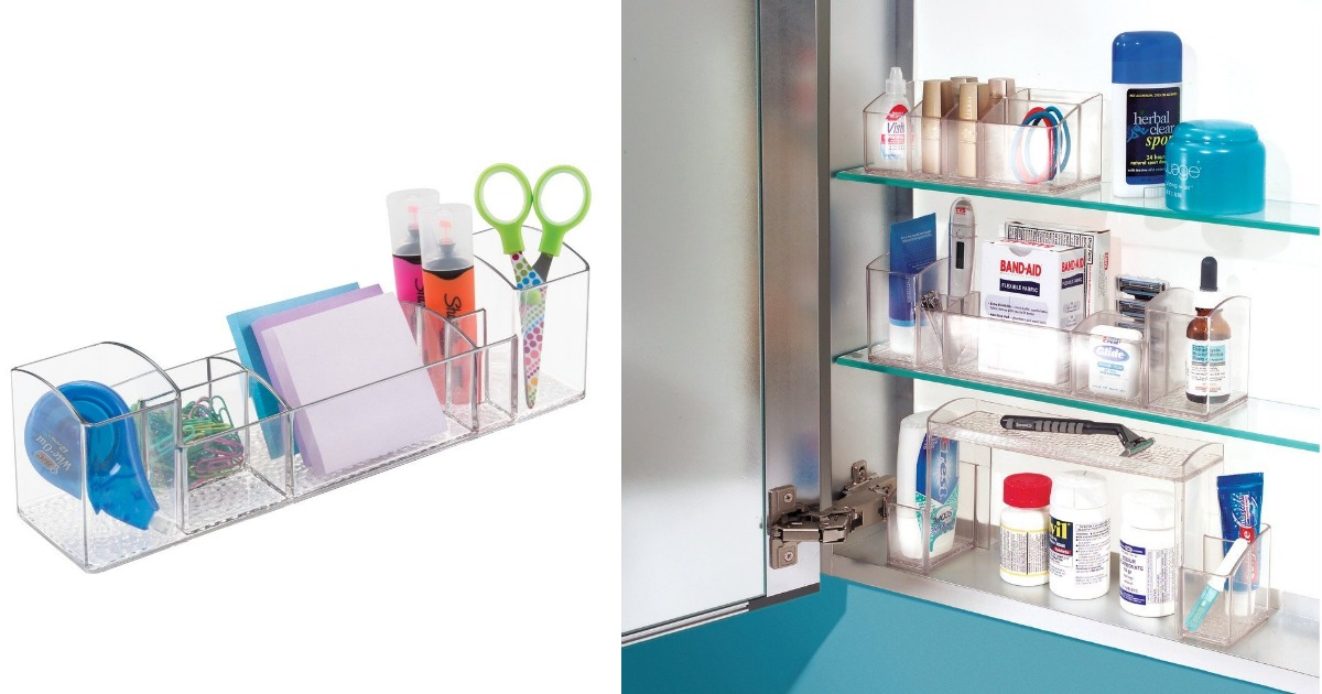 Amazon Med Bathroom Medicine Cabinet Organizer Only 4 99 Regular Price 7 99 Mylitter One Deal At A Time