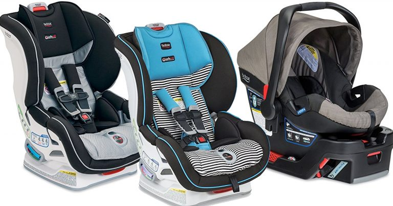 Amazon Up To 30 Off Select Britax Car Seats