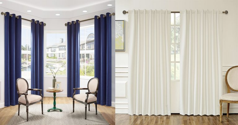 Amazon Up To 72 Off Lullabi Extreme BlackOut Window Curtains